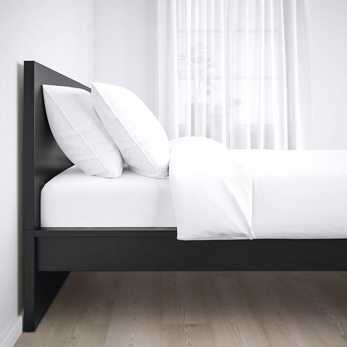 MALM estructura de cama alta, twin