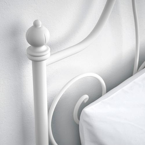 LEIRVIK bed frame