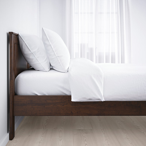 SONGESAND estructura de cama, queen