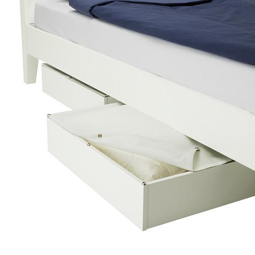 VARDÖ caja de almacenaje para cama