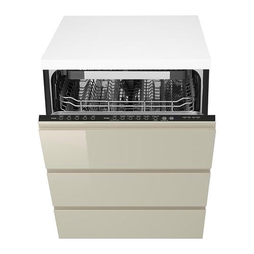 VASKAD lavaplatos integrado+3 frentes