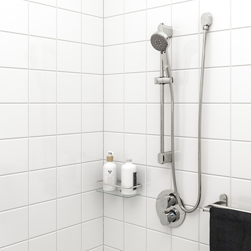 BROGRUND riel ajustable pared+ducha