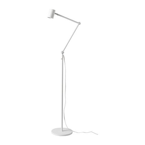 NYMÅNE lámpara de piso/lectura