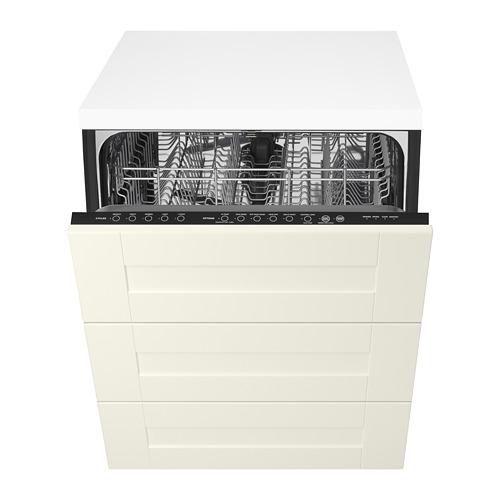 SPOLAD lavaplatos integrado+3 frentes