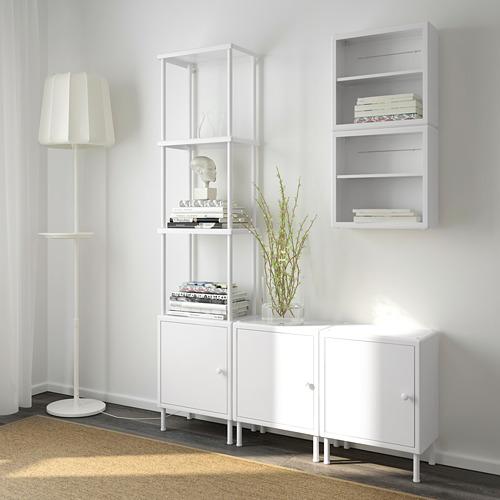 DYNAN estantería con 3 armarios