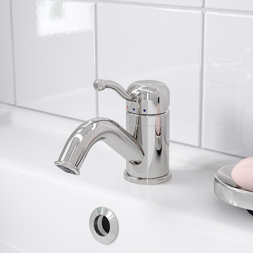 LILLSVAN llave para lavamanos con filtro