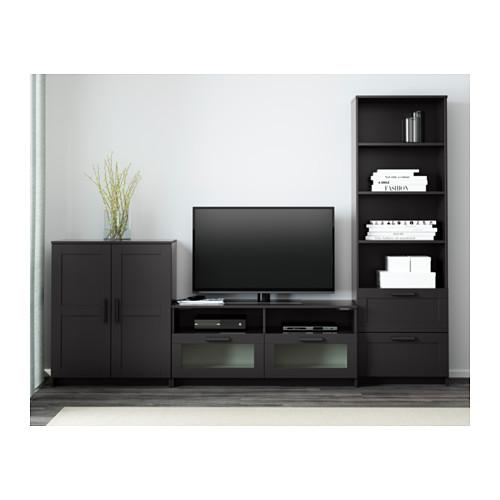 BRIMNES TV storage combination