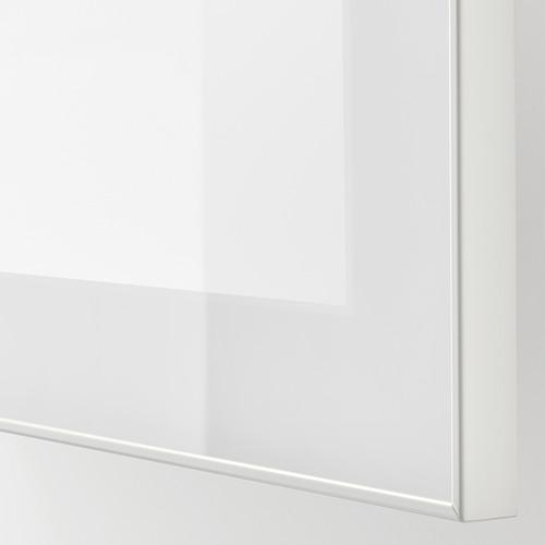 GLASSVIK puerta de vidrio