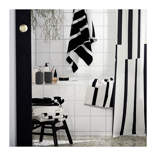 KINNEN cortina de baño