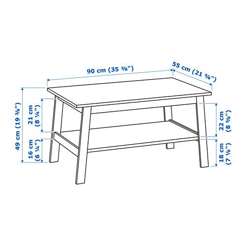 LUNNARP mesa de centro