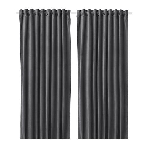 SANELA room darkening curtains, 1 pair