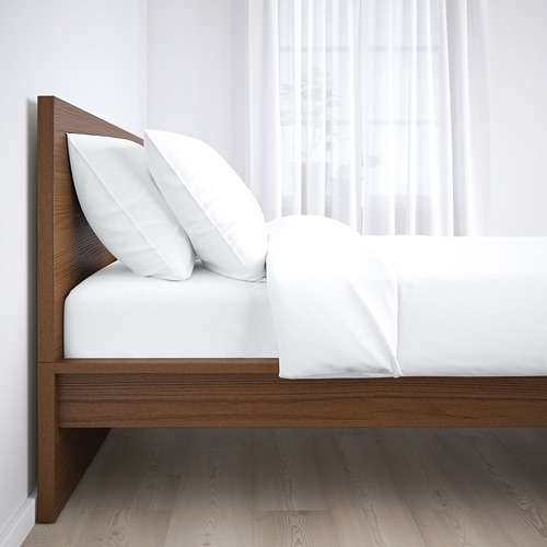 MALM estructura de cama alta, full