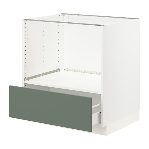 FÖRVARA/SEKTION armario bajo microondas+1 gaveta