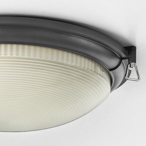 BOGSPRÖT lámpara LED integrada techo