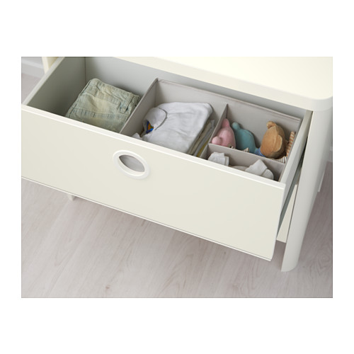 BUSUNGE 2-drawer chest