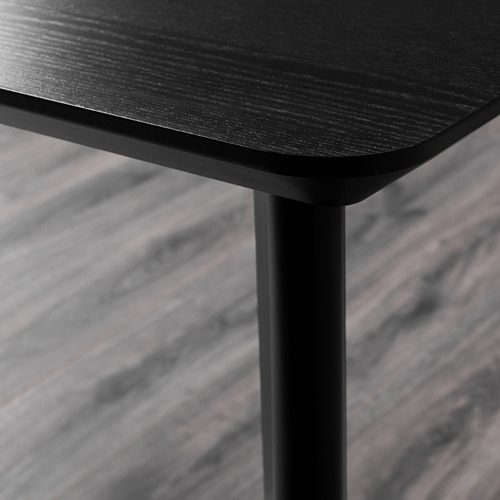 "LISABO/ODGER mesa con 4 sillas, longitud de la mesa 55 1/8"""