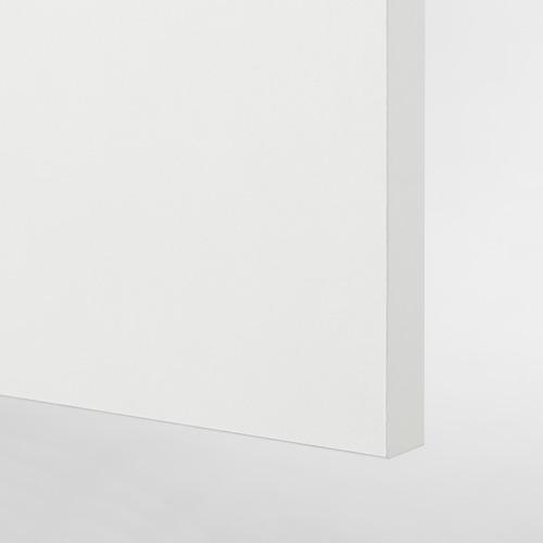KNOXHULT armario bajo+puertas y gaveta