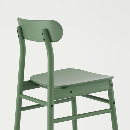 RÖNNINGE/STENSELE mesa y 2 sillas