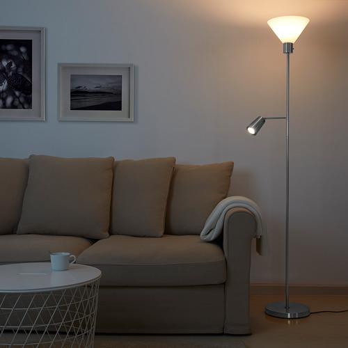 FLUGBO lámpara de piso/lectura