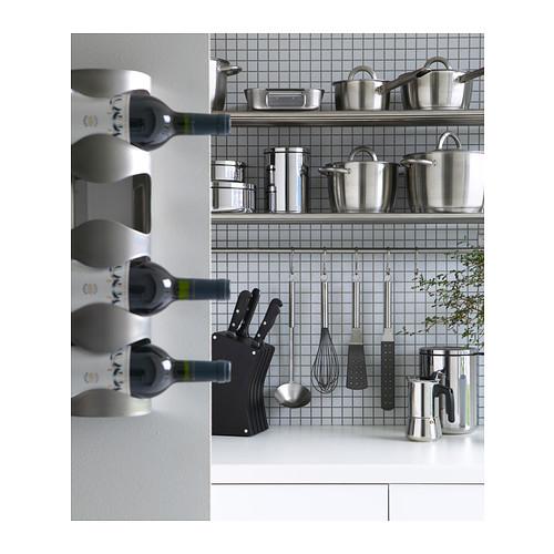 VURM 4-bottle wine rack