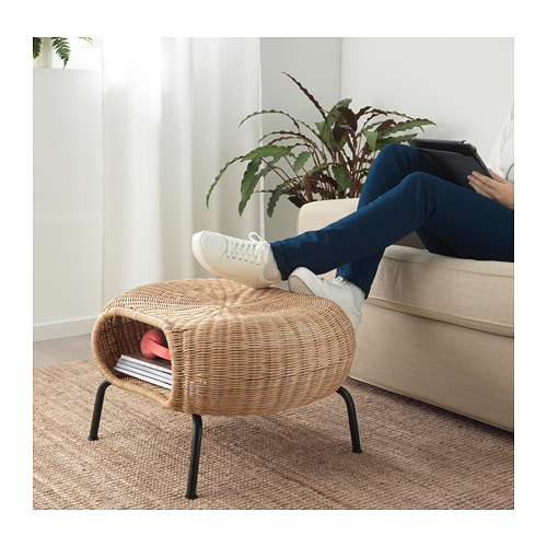GAMLEHULT ottoman with storage