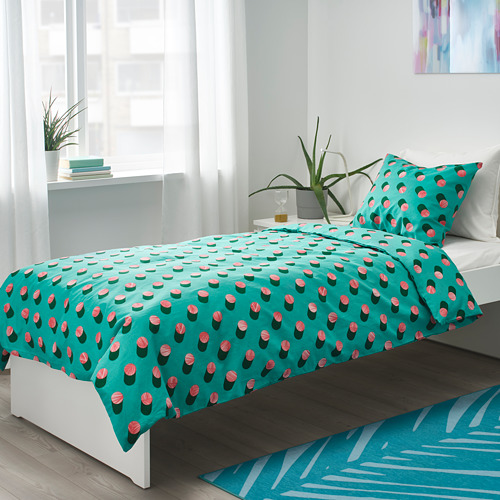 GRACIÖS duvet cover and pillowcase(s)