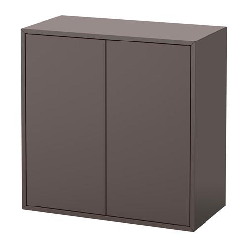 EKET armario+2 puertas+1 estante