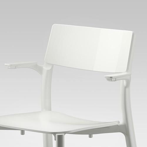 JANINGE silla con reposabrazos