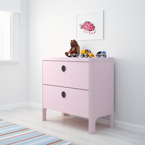 BUSUNGE 2-drawer chest
