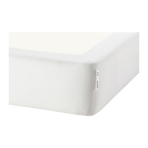 ESPEVÄR base de cama+tablillas p/armz cama