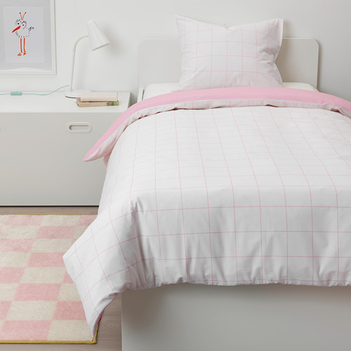 MÖJLIGHET duvet cover and pillowcase(s)