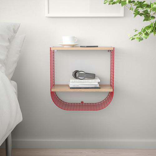 SVENSHULT estante de pared con almacenaje