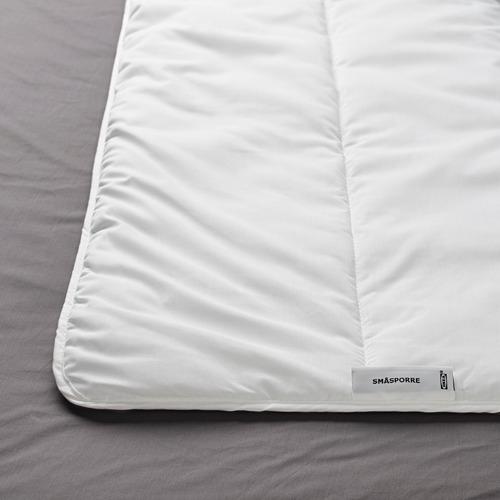 SMÅSPORRE comforter, light warm