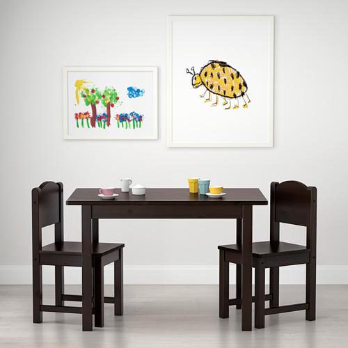 SUNDVIK mesa para niños