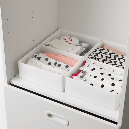 RASSLA box with compartments