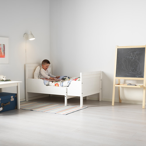 SUNDVIK armz cama exten+base cama tablillas