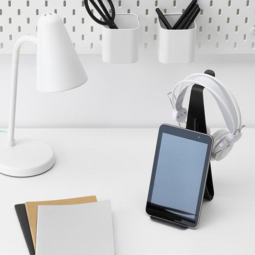 MÖJLIGHET headset and tablet stand
