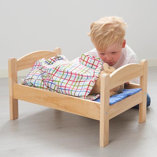 DUKTIG cama de muñeca