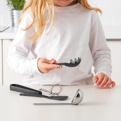 DUKTIG utensilios de cocina niño, 5pz