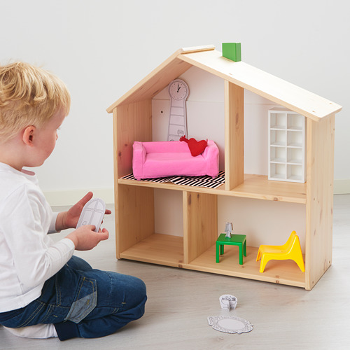 HUSET muebles de muñecas, sala