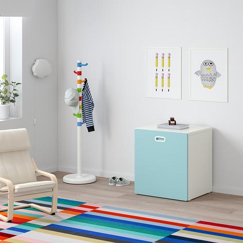FRITIDS/STUVA almacenaje juguetes+ruedas