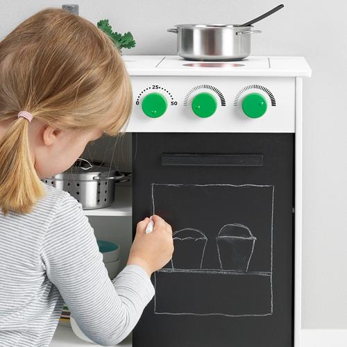 NYBAKAD mini cocina con puertas corredizas