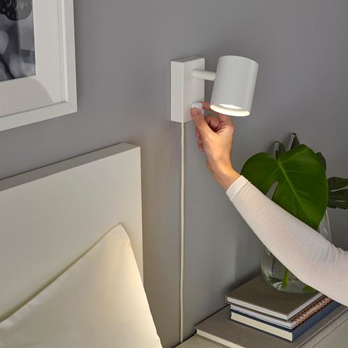 NYMÅNE aplique/lámpara de lectura