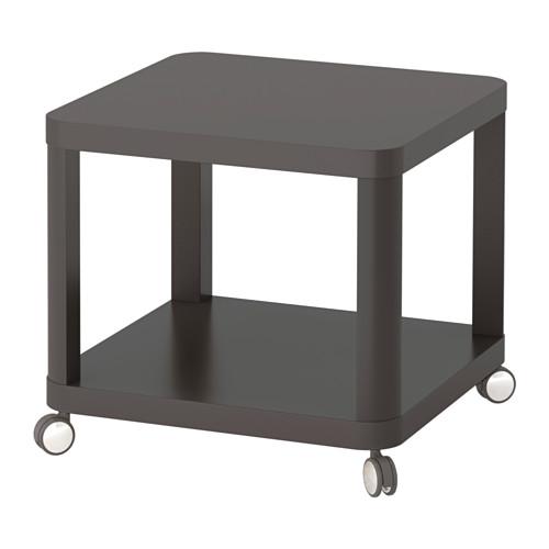 TINGBY mesa auxiliar con ruedas