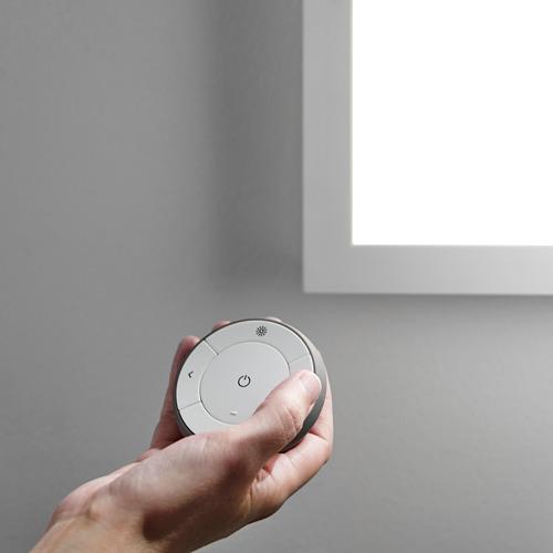 "FLOALT panel de iluminación LED integrada, 12 ""x12 """