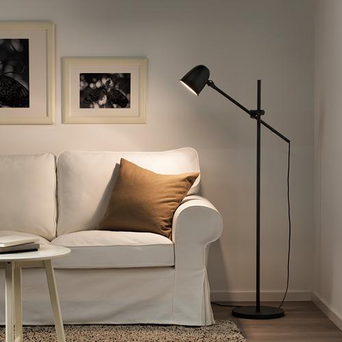SKURUP lámpara de piso/lectura