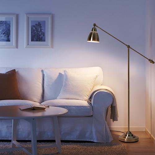 BAROMETER floor/reading lamp