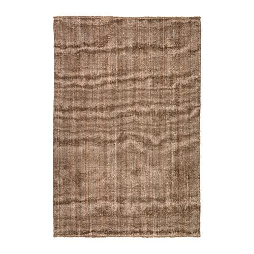 """LOHALS alfombra, lisa, 5' 3""""x7' 7"""""""