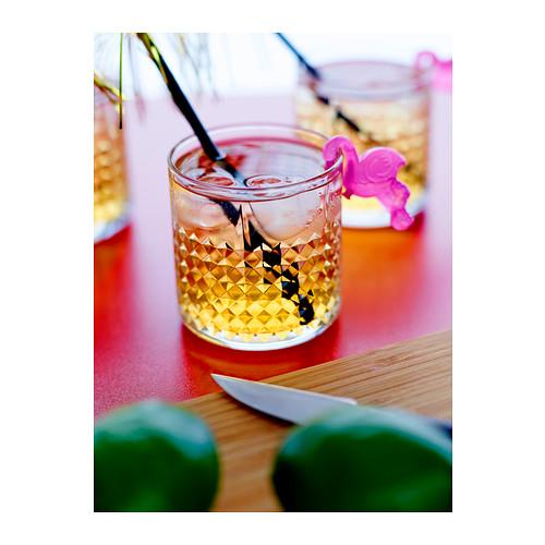 FRASERA whiskey glass