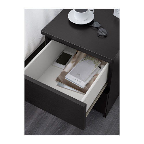 MALM 2-drawer chest